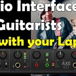 Do you still need an AXE FX or Kemper?  Real-Time Gigging w/ your Laptop w/ IKM AXE I/O