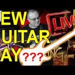 TTK LIVE - NGD!  MYSTERY GUITAR HAS ARRIVED!