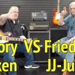 Friedman vs. Victory Amps - JJ-Junior vs. Kraken