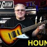 BOOTLEGGER GUITAR - HOUNDER 2020 Model Demo & Review