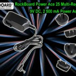 The Power Buffet - RockBoard's New Power Ace 25 Makes Sure Your Hungry Pedals Are Well-Fed