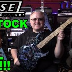 MY PREDICTION on an IN STOCK KIESEL GUITAR!