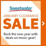 Sweetwater January Clearance Sale