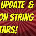 TTK LIVE!  LIFE UPDATE, $99 Nylon String Guitar, 29% off MERCH!
