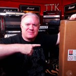 TTK LIVE - KNAGGS GUITARS - FIRST TIME I PLAYED A KNAGGS!!!