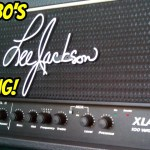 DO 80's AMPS sound BETTER than NEW AMPS??? USA Lee Jackson VL-501 TONES!