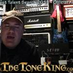 Official Announcement : The 'King's Feast' Talent Search 2011 by TheToneKing.com