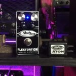 30 Pedals in 30 Days 2015: Modtone Flextortion supreme distortion and ATOM power supply