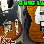 Michael Kelly Guitars - Summer NAMM 2016