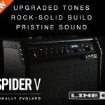 Line 6 Spider V - Full Model and Preset List