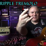DONNER Ripple TREMOLO Effects Pedal