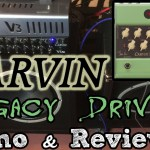Carvin Legacy Drive VLD-1 - FULL DEMO & REVIEW