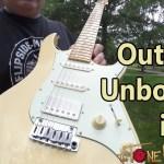 VOLA Guitars - Outdoor UNBOXING in 4K