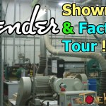FENDER Guitars - FACTORY Tour & Showroom Tour - LOST FOOTAGE!