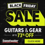 Sweetwater Black Friday Deals