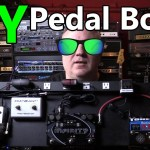 DIY Pedalboard Build - How to Build a Pedal Board from Plywood!