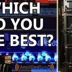 Alnico vs. Ceramic Speakers.  Which do you like best? DEMO