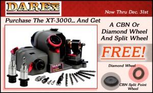 Darex Drill Grinder
