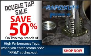 Rapidkut Taps on Sale