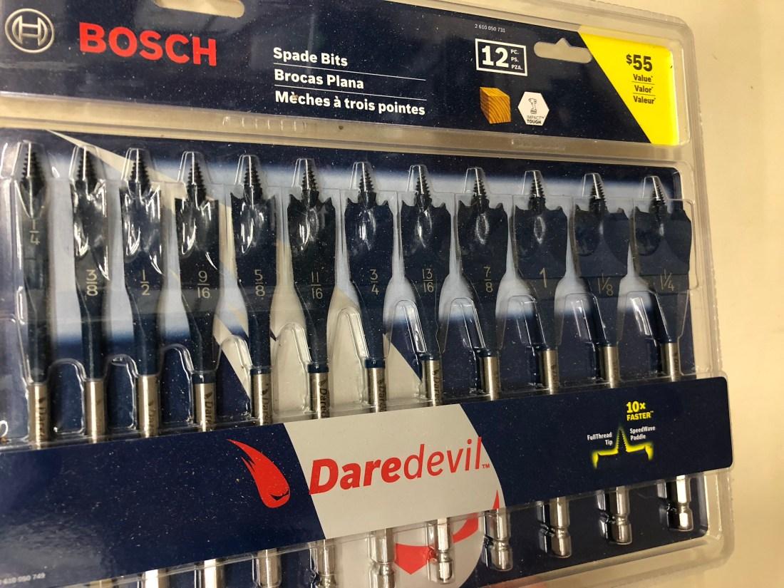 Bosch Daredevil Bits Review