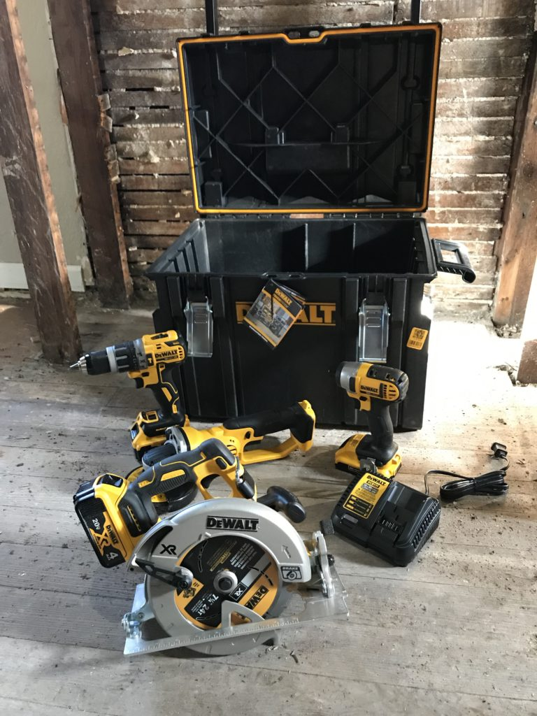 Dewalt Max Combo Kit at Home Depot