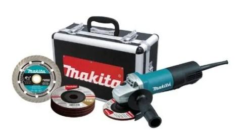 Makita 9557pb review