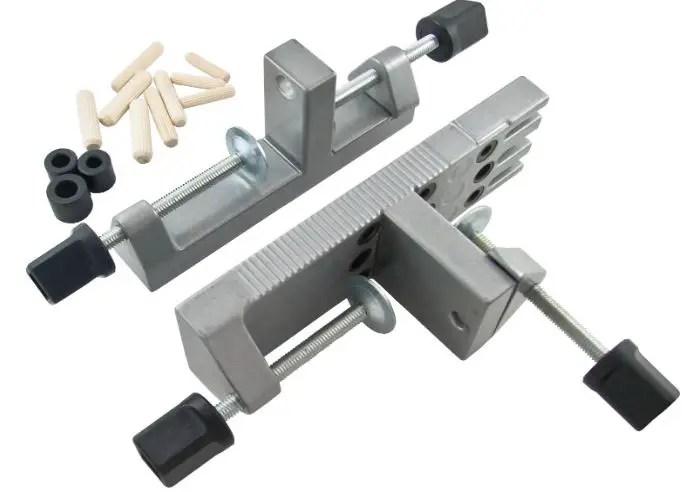wolfcraft Doweling Jig Kit