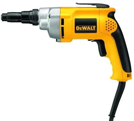 Dewalt Drywall Screw Gun