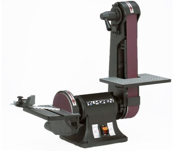 Palmgren Disc bench finishing machine