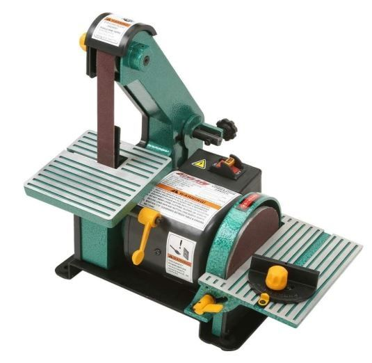 grizzly industrial h6070 disc sander