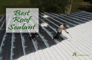 best roof sealant for flat roof