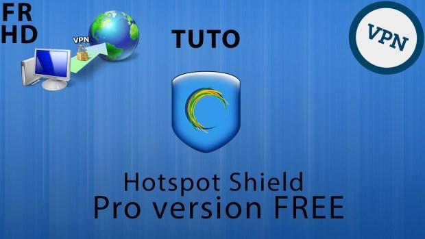 hotspot shield كامل مع الكراك