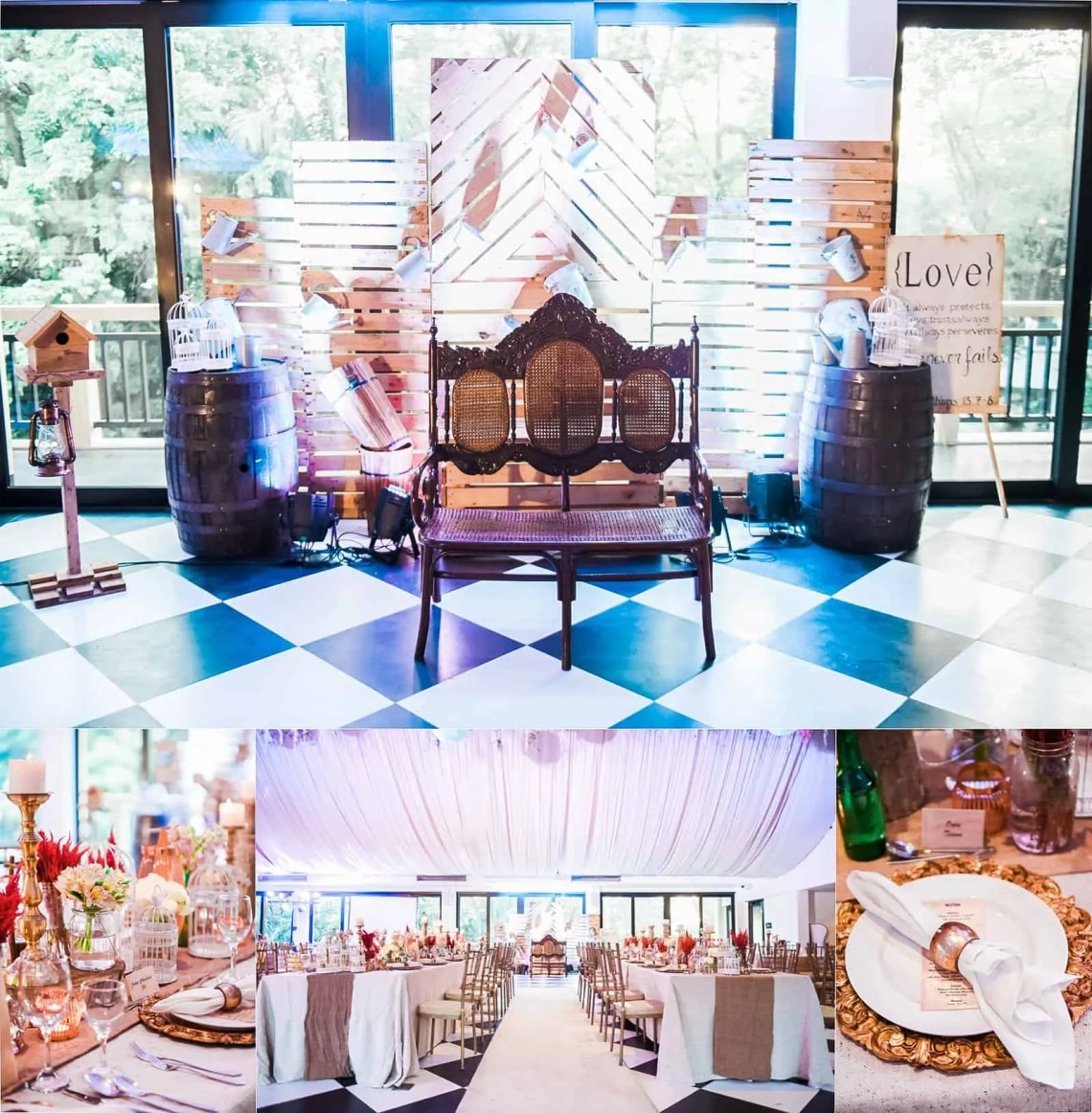Wedding Reception, Supplier Meals, Feed Wedding Suppliers