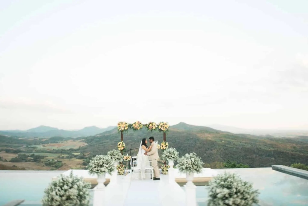Punta Fuego, Destination Weddings