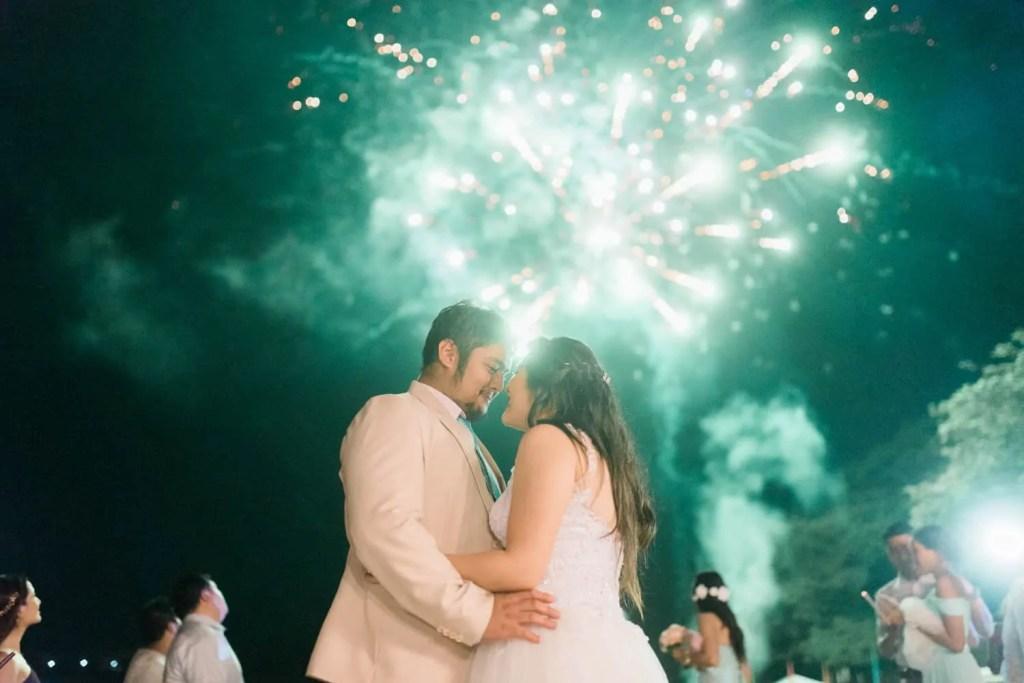 Punta Fuego Wedding, Destination Wedding