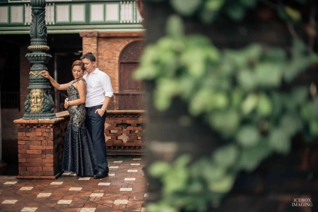 Las Casas, Icebox Imaging