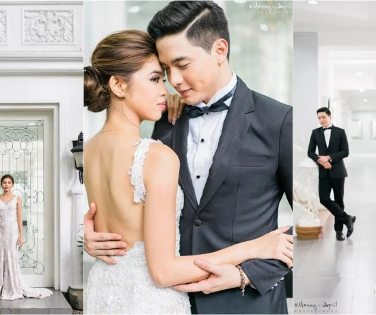 Alden and Maine, Manny & April Photography