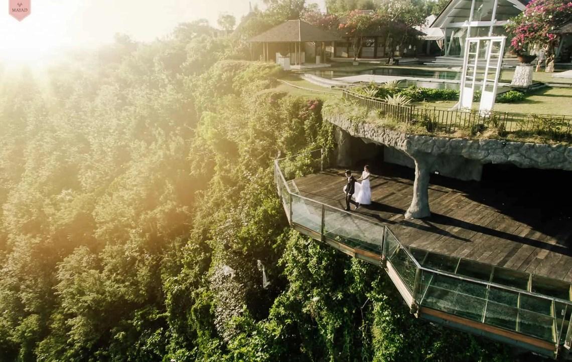 Bali Destination Wedding, Mayad Studios