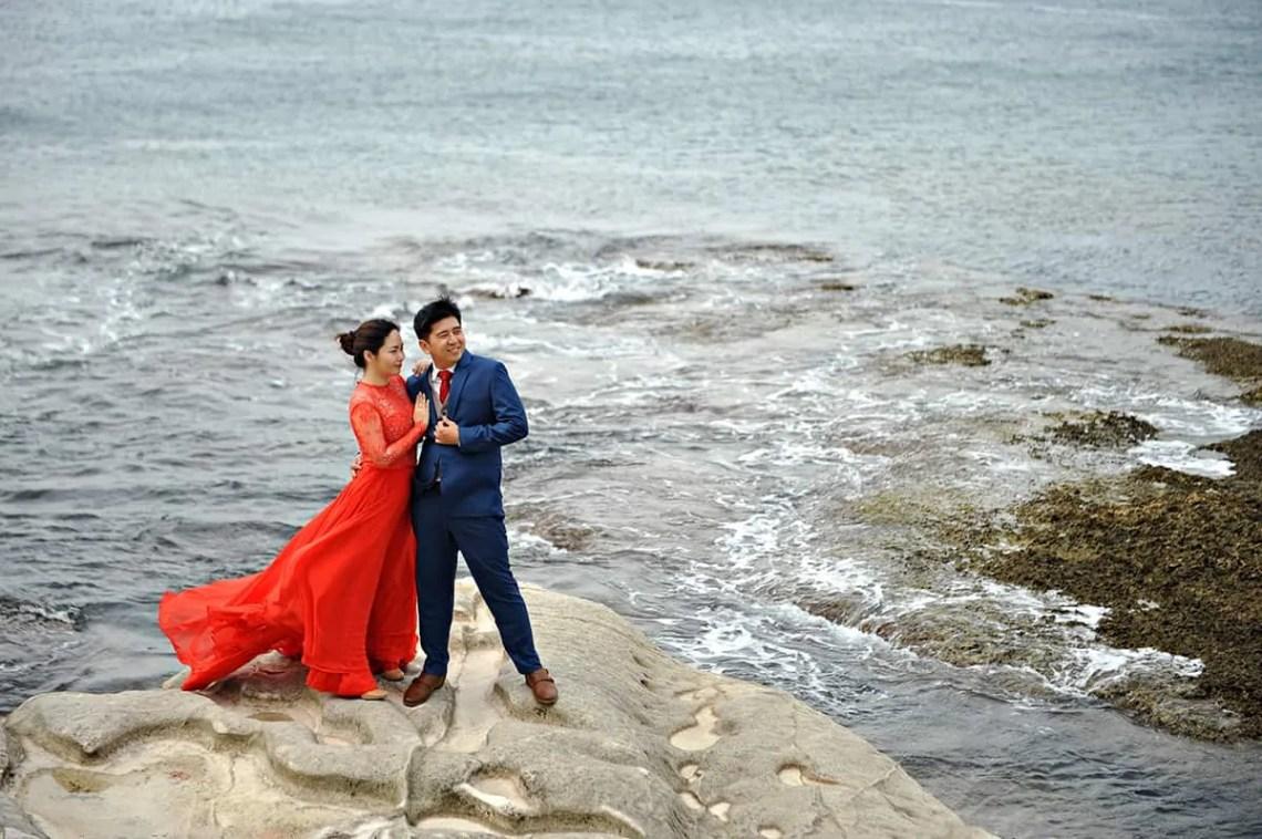 Ilocos Prenup, Derrick Lim Photography