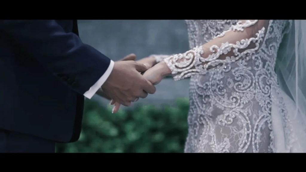 Karel Marquez' wedding