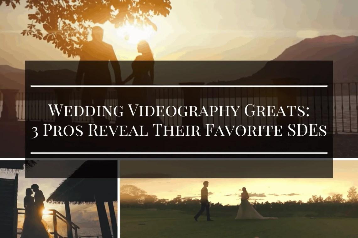 wedding videography greats
