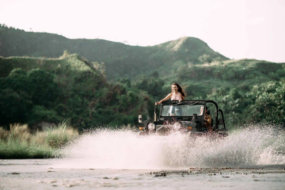 safari-themed prenup