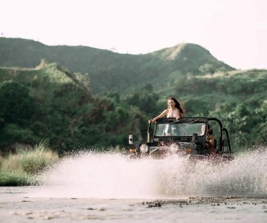 safari-themed prenup