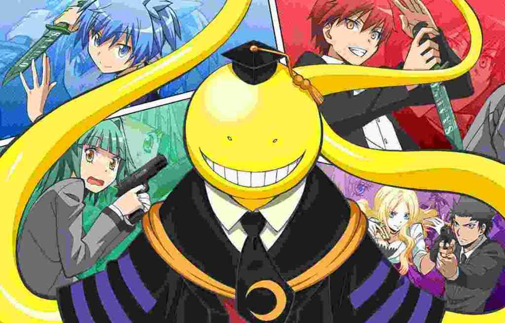 10th best anime