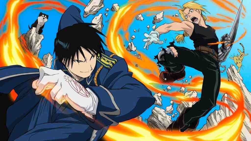 4th best action anime