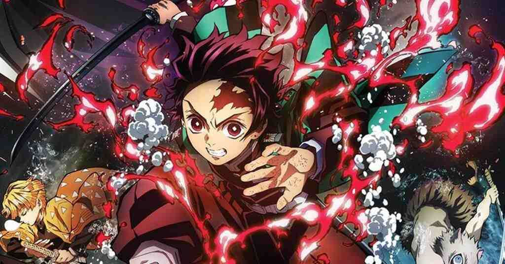 2nd best action anime