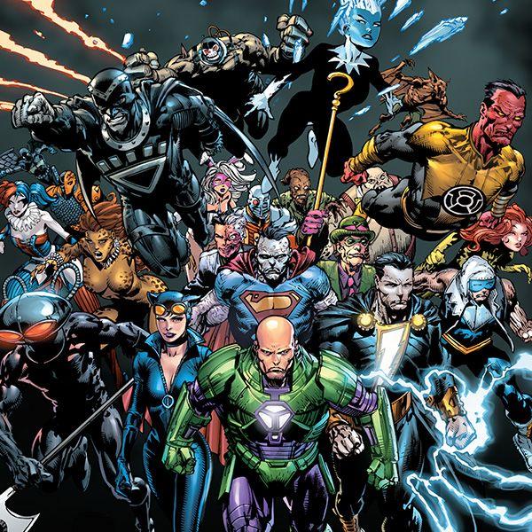 4th Secret Society of Super Villains
