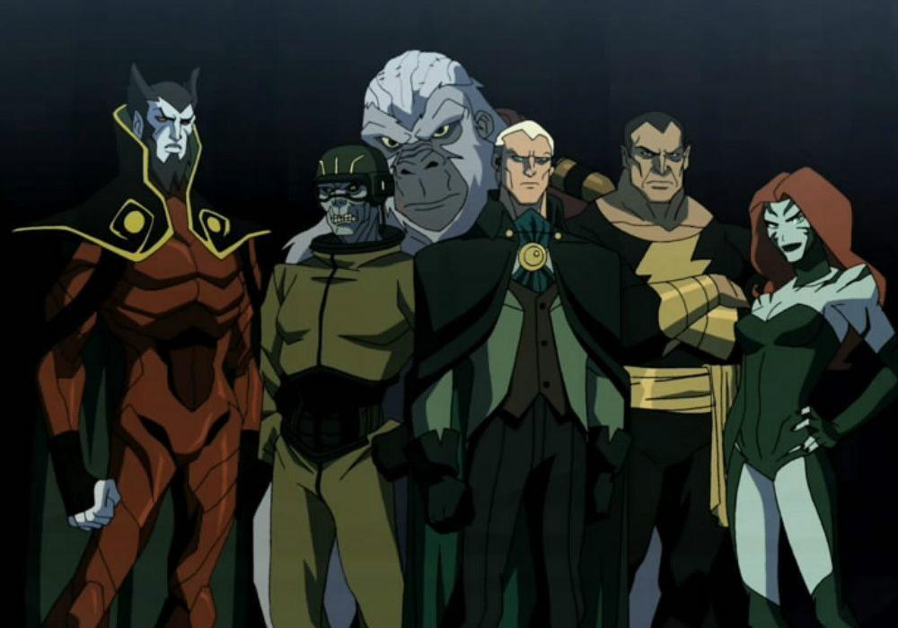 3rd Secret Society of Super Villains