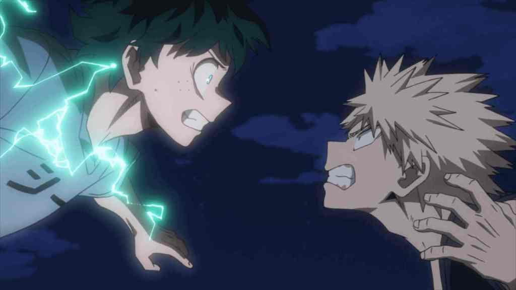 6th Best Anime Rivalries