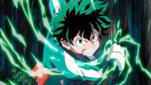 9th powerful anime kids